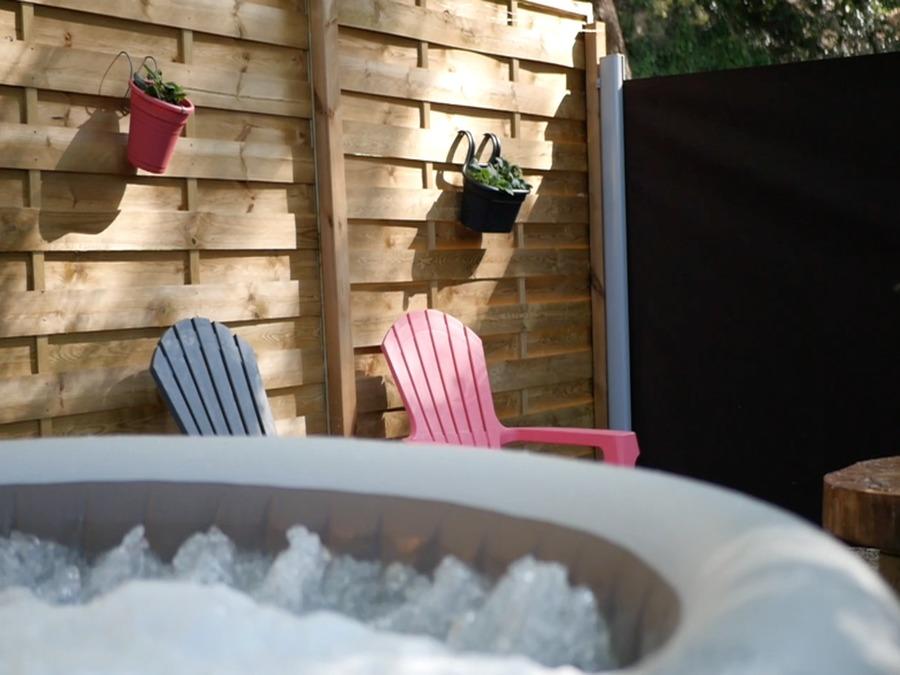hébergements avec spa privé
