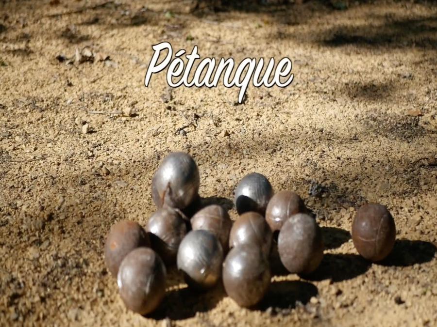 petanque insolite